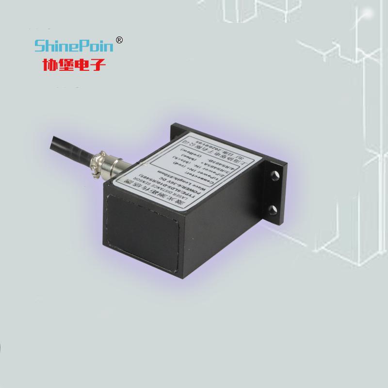上海协堡SLDS-D20F|20米激光测距传感器|8KHz高频率工业模块|快速移动物体测量|小车定位